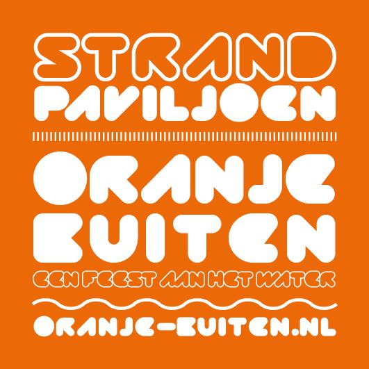 Bij oranje