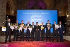 Uitreiking NHN Business Awards